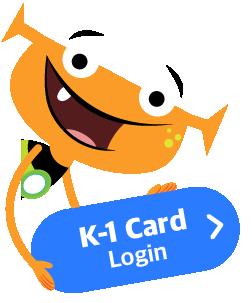 K-1 Card Login